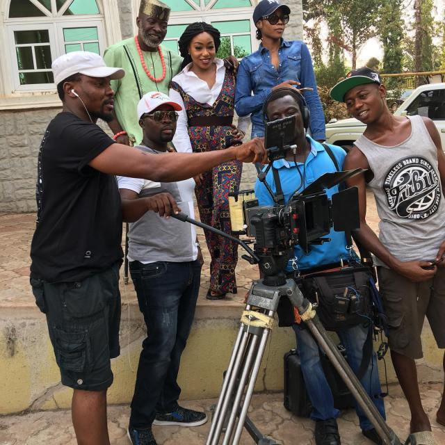 Our vision is to gain worldwide recognition for Nigerian Theatre