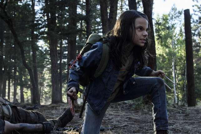 New clip features X-23