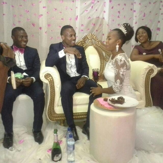 After The Wedding Party