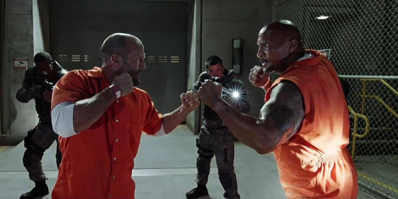 Fast and Furious 8 spin-off starring Dwayne 'The Rock' Johnson and Jason Statham in the works