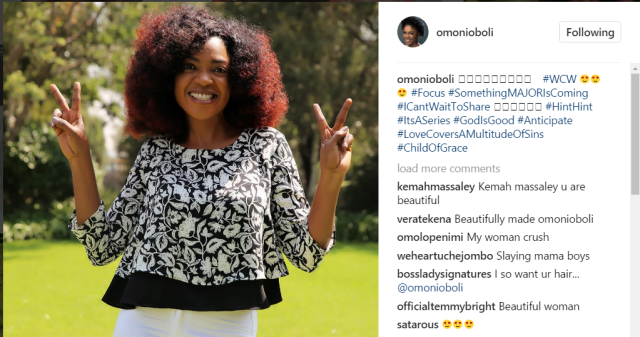 Omoni Oboli's Movie Wives on Strike to be adapted into a TV series