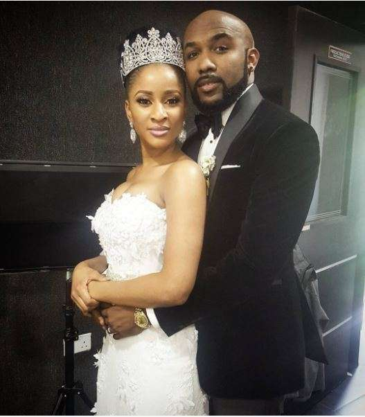 On Screen couple Banky W and Adesua Etomi engaged in real life