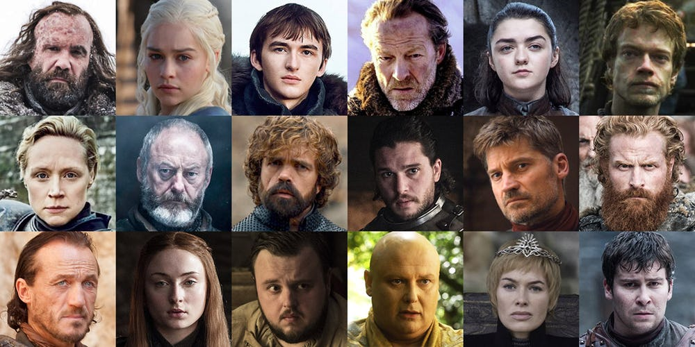 Game Of Thrones: Which Characters Haven't Met Yet (But Will)?