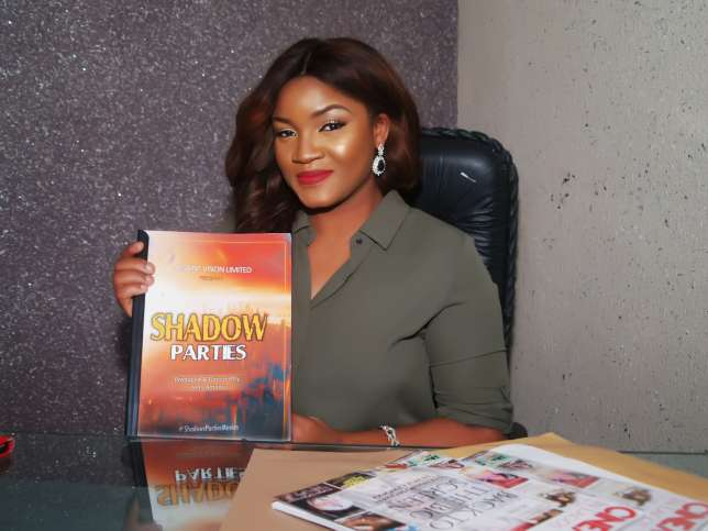 """Omotola Jalade-Ekeinde Set To Begin New Movie Project; """"Shadow Parties"""""""